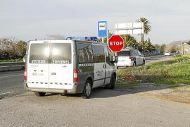 La Guardia Civil continúa con la búsqueda del conductor que dejó malherido a un motorista
