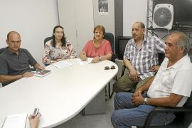 La Plataforma por la Convivencia denuncia el mal funcionamiento de la Oficina de Inmigración