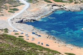 La playa de s'Algar