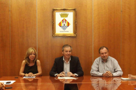 Consell y Vila acuerdan que la estación del Cetis empezará a estar operativa del 24 al 26 de julio