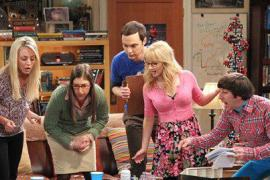 La comedia Big Bang Theory ha conseguido 12 nominaciones.