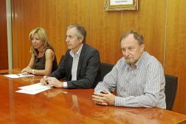 Consell y Vila acuerdan un traslado «escalonado» de los autobuses al Cetis del 24 al 26 de este mes