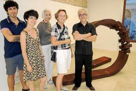 Exposiciçon de Joan Barrantes.