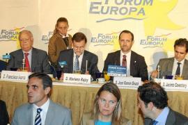 Bauzá reivindica ante Rajoy una financiación más «justa» para Balears