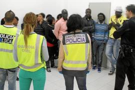 Ocho detenidos en Sant Antoni por no tener 'papeles' en una operación contra la prostitución
