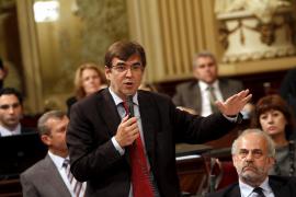 Antich admite que su Govern se tendrá que endeudar más que el de Matas