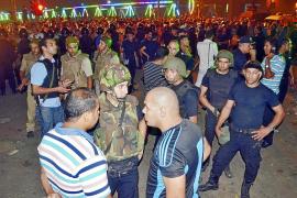 El jefe del Ejército egipcio pide apoyo popular para acabar con la violencia