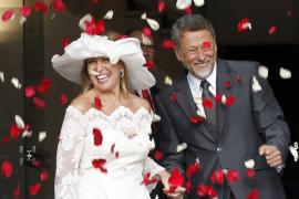 Trinidad Jiménez se casa con el cámara de TVE Miguel Ángel de la Fuente