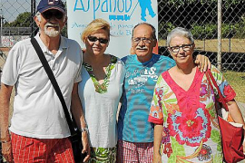 Fiesta a beneficio de Aspanob en Alaró