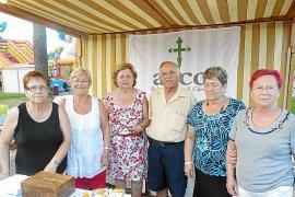 Fiesta multicultural en Sa Coma