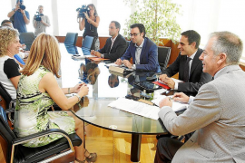 El Govern liquidará la deuda de 33 millones con el Consell d'Eivissa al final de la legislatura