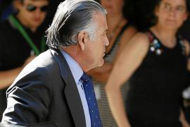 La Audiencia Nacional mantiene en prisión a Bárcenas por persistir el riesgo de fuga