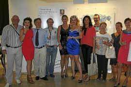 Icon Zar expone sus obras en la galería Vanrell