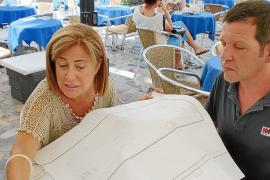 PSOE-Pacte se opone a la creación de un aparcamiento de 250 plazas en es Martell