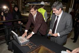 La electrificación de la red ferroviaria creará 110 puestos de trabajo directos y estará operativa en 2011