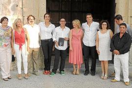 Se inaugura la sección de artes plásticas en la 52 edición del Festival de Pollença