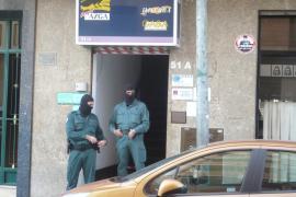 Detenidos Pere Garau