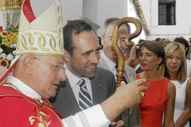 Bauzá no garantiza que Eivissa tendrá radioterapia en 2014 como reclama el Consell