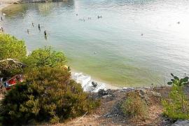 Sant Joan instalará más sistemas para renovar el agua de las playas de Portinatx
