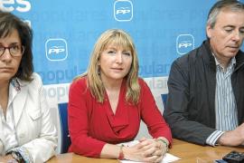 Jáuregui se da de baja del PP y deja al gobierno de Vila en minoría al quedarse como concejala