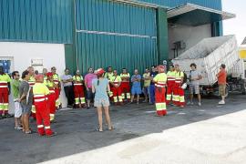 Aplazada la huelga de limpieza de Sant Antoni al 23 de agosto a la espera de la firma del convenio
