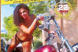 Critican un cartel «sexista» patrocinado por el Ayuntamiento de Sant Josep