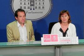 El PSIB exige al Govern que negocie ya con Montoro las inversiones para 2014