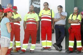 Los trabajadores de limpieza de Sant Antoni firman mañana su nuevo convenio