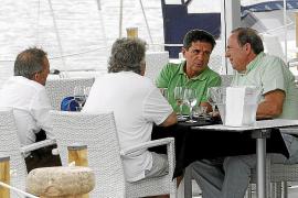 Matas se reúne con Rodríguez en Palma tras la sentencia del Supremo