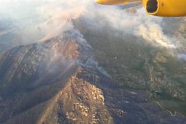 Controlado el incendio de Capdepera y Artà tras quemar 480 hectáreas