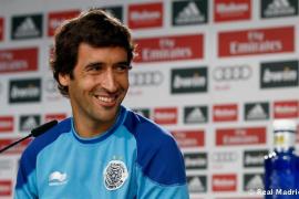 Raúl: «Estoy feliz de volver a la que considero mi casa»
