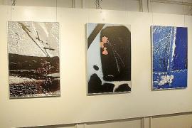 Fernando Jiménez expone en Ebusus su «Expresionismo mural»