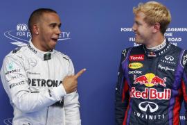 Hamilton suma su cuarta 'pole' consecutiva en Spa y Alonso es noveno