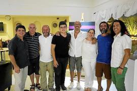 Velada artística y cultural en la Colònia de Sant Pere
