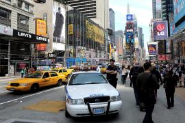 Una falsa alarma provoca el desalojo de Times Square