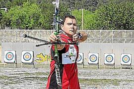 Morillo arranca en el Europeo con un notable quinto puesto
