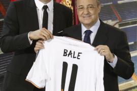 """Bale: """"Es un sueño estar en el Real Madrid"""""""
