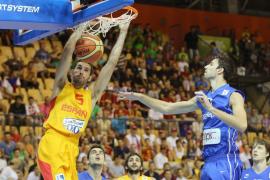 Un gran Rudy conduce a España a la victoria ante la República Checa
