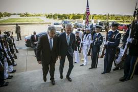 Morenés niega que EEUU haya pedido  ayuda militar a España para atacar Siria