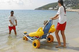Bañarse en la playa, un lujo al alcance de todos