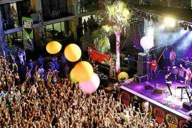 Sant Antoni rebaja las sanciones por ruido de 312.000 a 42.000 euros a un hotel
