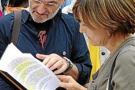 Mallorquines en Barcelona por la Via Catalana