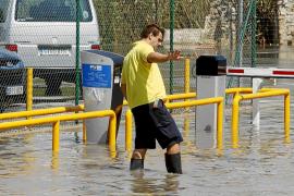 Vila reconoce que aún queda mucho alcantarillado por arreglar para evitar problemas cuando llueve