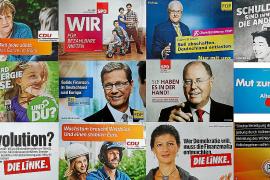 El último sondeo recorta a mínimos la ventaja de Merkel sobre la oposición