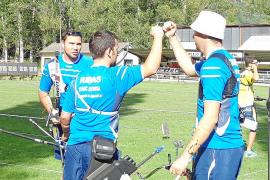 La representación ibicenca luchará por tres medallas
