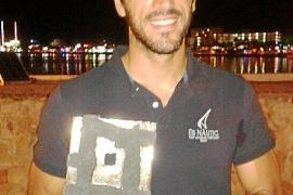 Dani Sánchez, elegido mejor deportista de 2012 en Sant Antoni