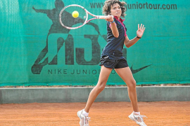 Eivissa acoge por novena vez la fase final del Máster Nike Júnior Tour