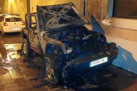El Ayuntamiento de Vila redobla la seguridad tras el incendio de dos todoterrenos iguales en apenas nueve días