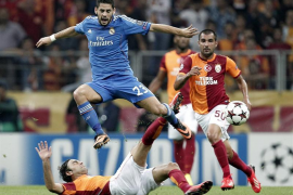 1-6. El Real Madrid exhibe su pegada en el infierno turco