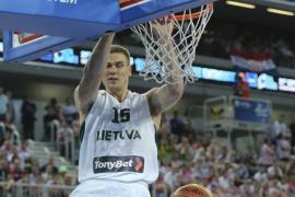 Lituania, finalista del Europeo de Eslovenia